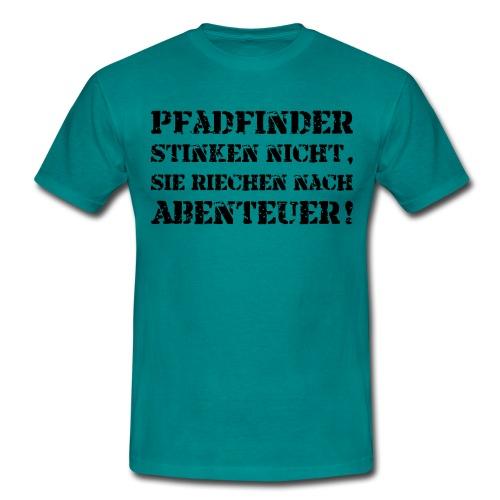 Pfadfinder stinken nicht… - Farbe frei wählbar - Männer T-Shirt