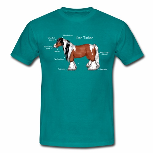 Tinker Beschreibung - Männer T-Shirt