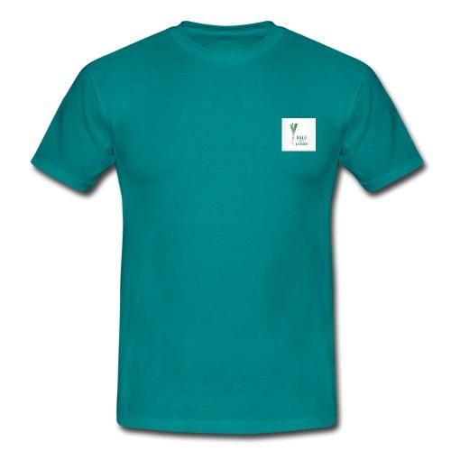 halllo ich bims - Männer T-Shirt