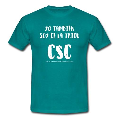 Yo también soy de la Tribu CSC - Camiseta hombre