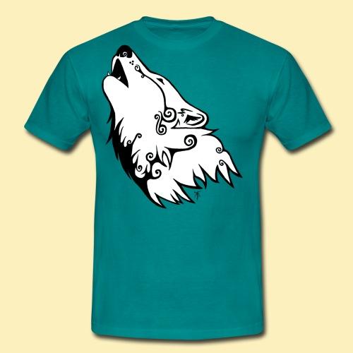 Le Loup de Neved (version blanche) - T-shirt Homme