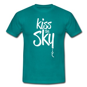 kiss the sky *2018* - Männer T-Shirt