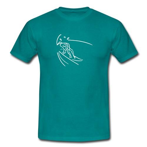 Surf — Tube - T-shirt Homme