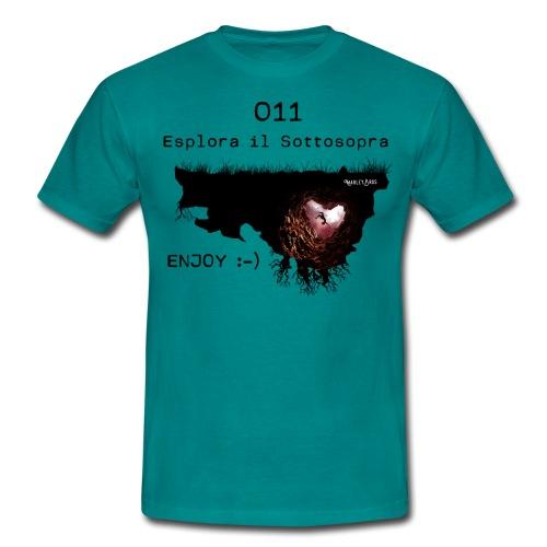 Sottosopra 011 - Maglietta da uomo