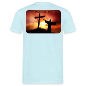 Praise the lord - T-shirt herr