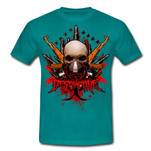 Destractive TS - Men's T-Shirt
