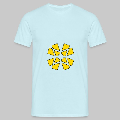 MineBuild logga - T-shirt herr