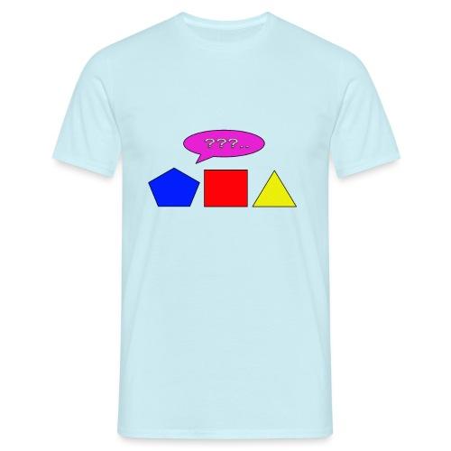 Pensamiento Lógico - Camiseta hombre