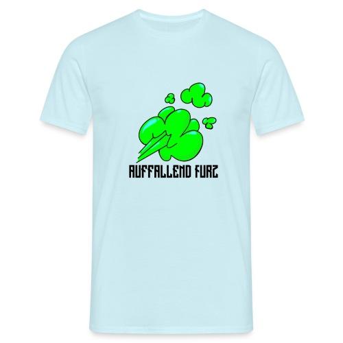 Auffallend Furz - Männer T-Shirt
