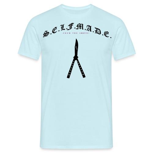 selfmade - Männer T-Shirt