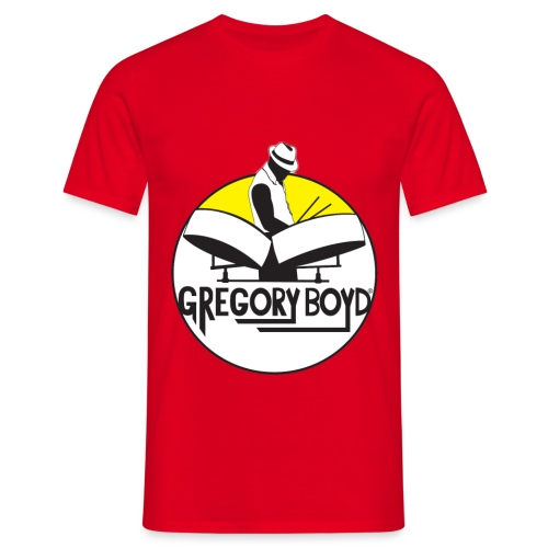 INTRODUKTION ELEKTRO STEELPANIST GREGORY BOYD - Herre-T-shirt