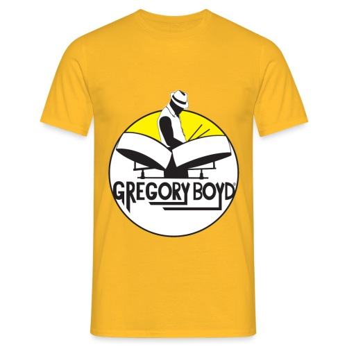 INTRODUKTION ELEKTRO STEELPANIST GREGORY BOYD - Herre-T-shirt