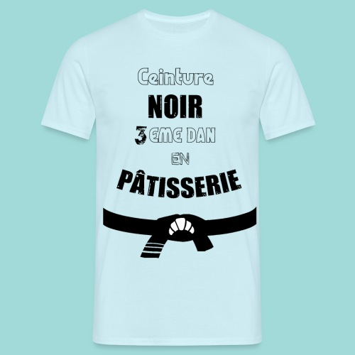 Patissier Judoka - T-shirt Homme