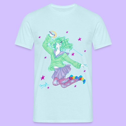 Her codename is Minty - Men's T-Shirt