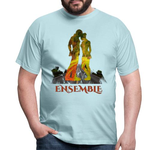 Ensemble -by- T-shirt chic et choc - T-shirt Homme