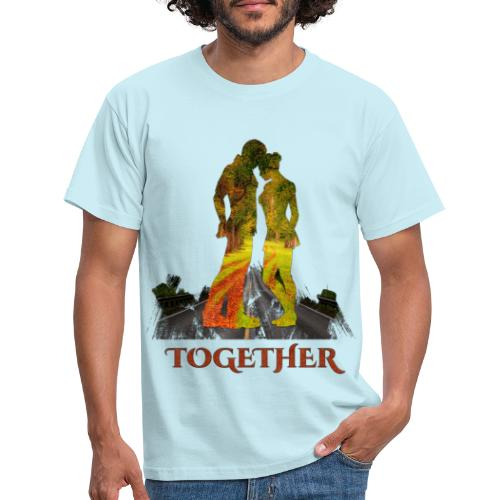 Together -by- T-shirt chic et choc - T-shirt Homme