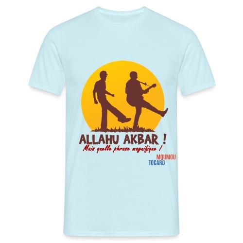 Sans aucun soucis ! - T-shirt Homme