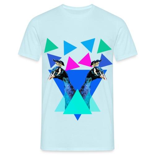 peacocks - Camiseta hombre