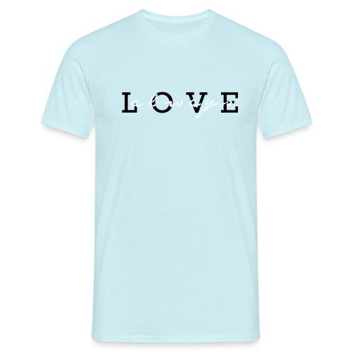 Love always - Men's T-Shirt