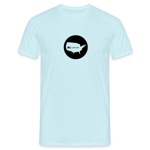 usalover - T-shirt Homme