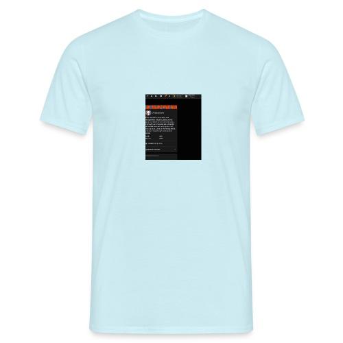 ppppppppppp - Männer T-Shirt
