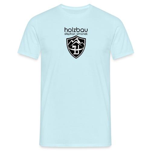 schild unten - Männer T-Shirt