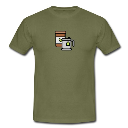Te y Cafe - Camiseta hombre
