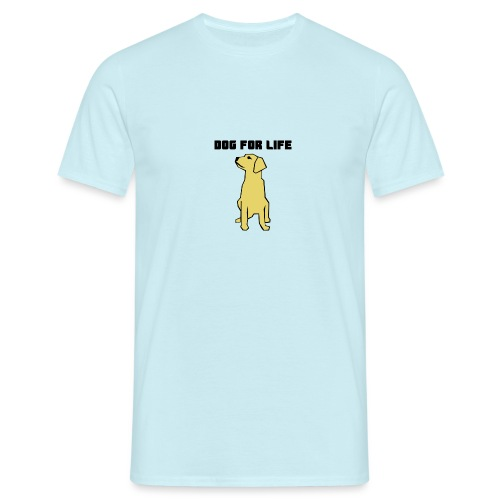 dog - Maglietta da uomo