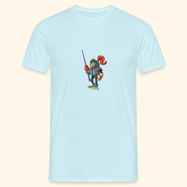 Sir Lance-a-frog Mascot
