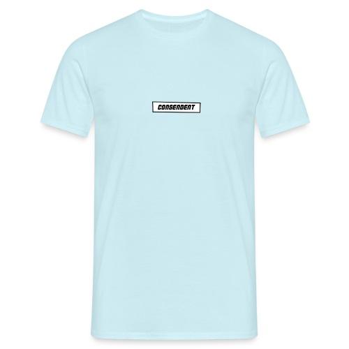 CONSENDENT BOX - Männer T-Shirt