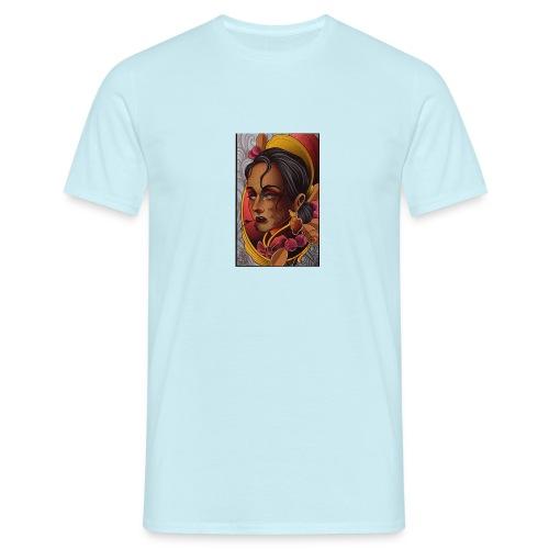 Dama antigua - Camiseta hombre