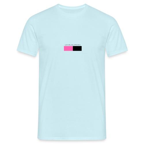 lovelelepona merch - Mannen T-shirt