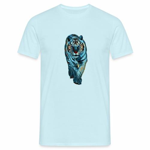 Tigre Caminando MEDIANO - Camiseta hombre