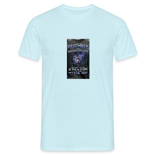 december - Men's T-Shirt