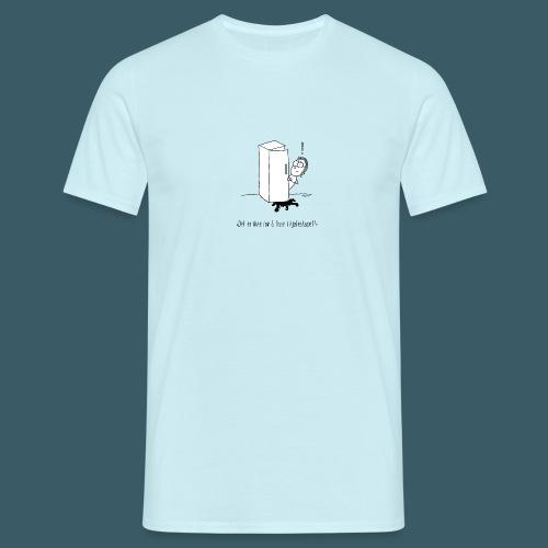 Tisse i kjøleskapet - T-skjorte for menn