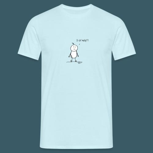 Er det mulig - T-skjorte for menn