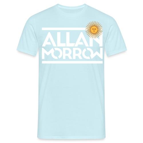 Allan Morrow logo - Men's T-Shirt