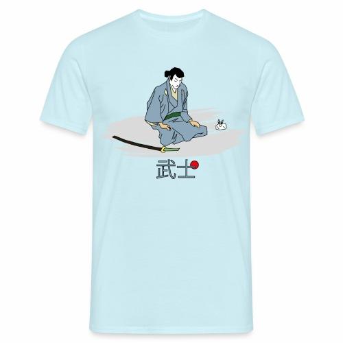 Japanese Samurai - Men's T-Shirt