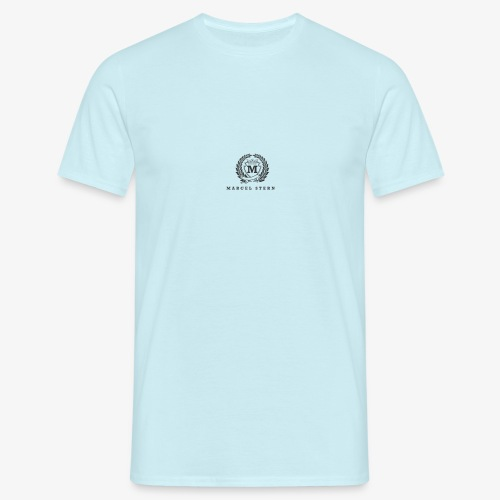 Logo Grijs 400 300 1 1 - Mannen T-shirt