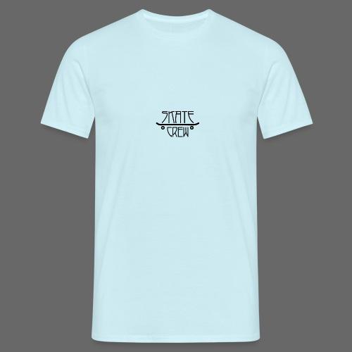 Skatecrew byKane, main Logo - Männer T-Shirt