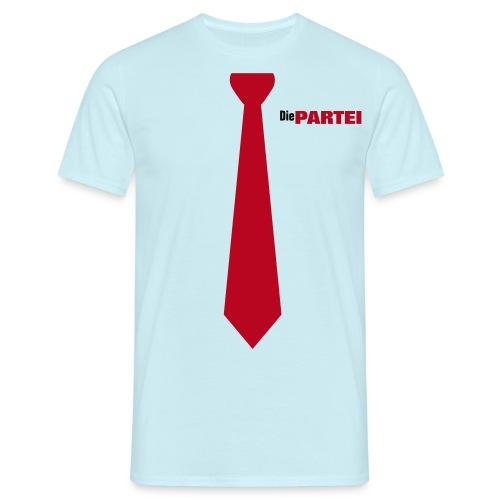 die partei pfadoschatten - Männer T-Shirt
