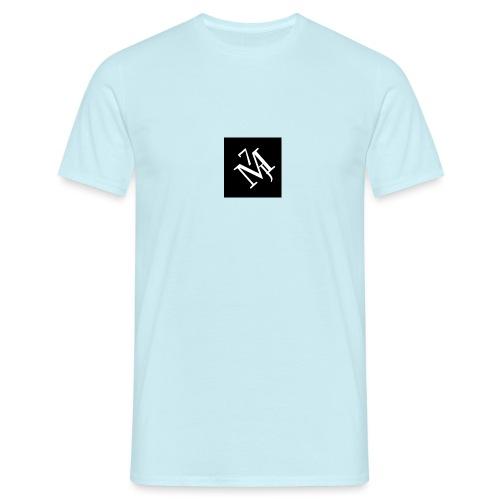 mitt_m--rke_vitt - T-shirt herr