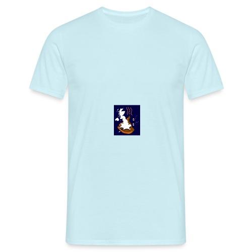 wereallinthistogethernavy - Men's T-Shirt