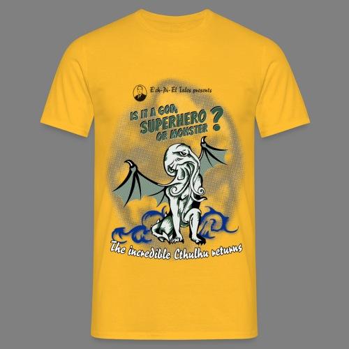 Cthulhu - Männer T-Shirt