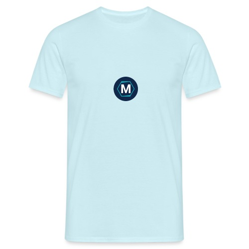 mecoms logo - Mannen T-shirt