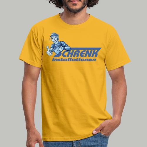 ProudPlumber FIG LOGO - Männer T-Shirt
