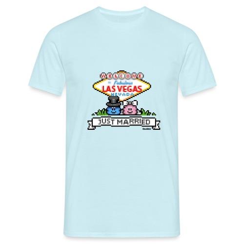 Just Married - Männer T-Shirt