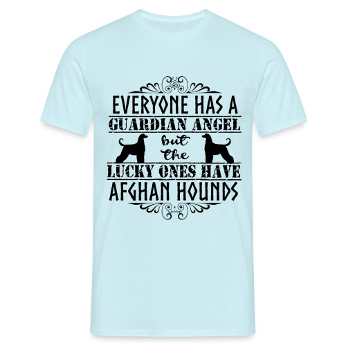 Afghan Hound Angels - Men's T-Shirt