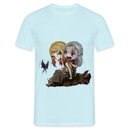 Amis d'Enfance - T-shirt Homme