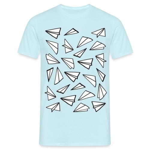 Paper Planes - Mannen T-shirt